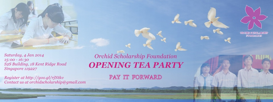 Opening Tea Party