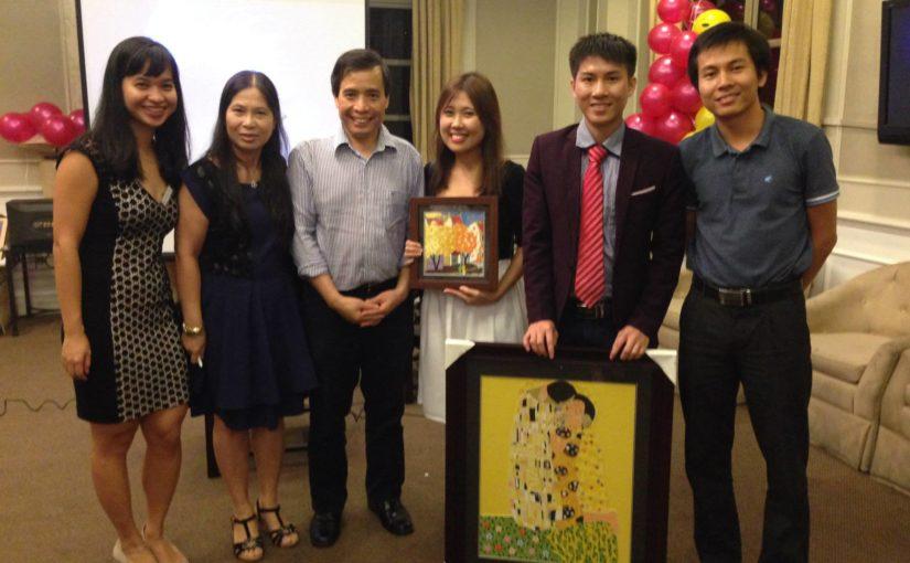 Quỹ Học bổng Hoa Phong Lan thắp sáng ước mơ học sinh nghèo hiếu học