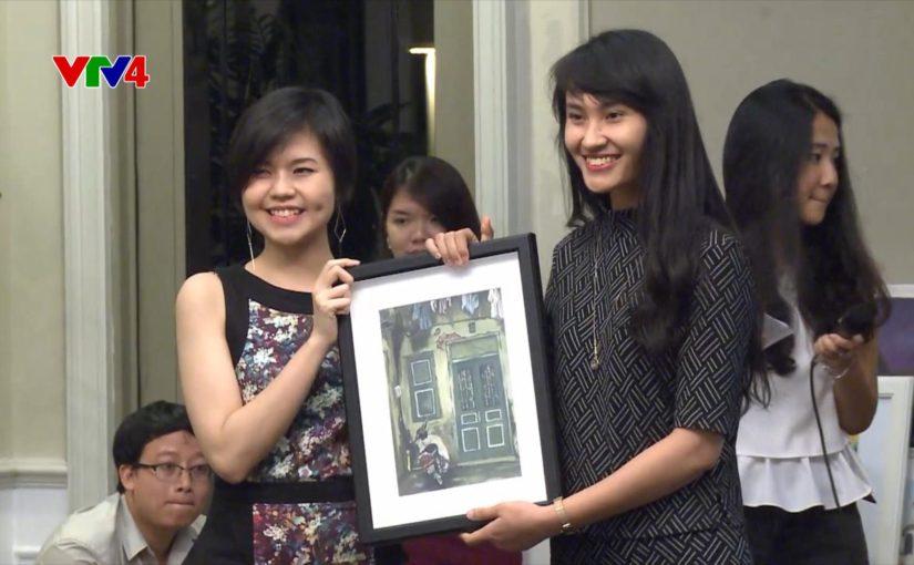 Cộng đồng người Việt tại Singapore gây quỹ học bổng Hoa Phong Lan